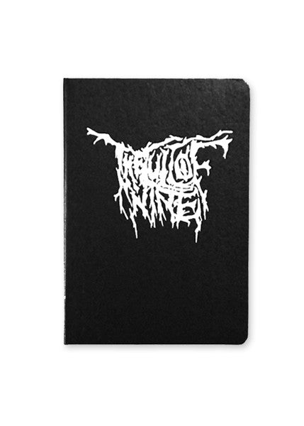 MEDIUM HARD COVER RULED JOURNAL