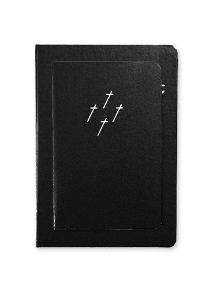 SMALL HARD COVER RULED JOURNAL