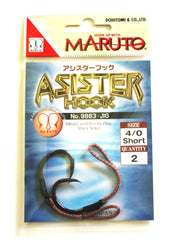 Assist Hooks by Maruto