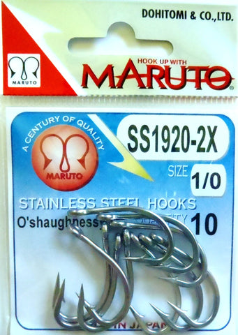 1920-2X Stainless Steel Hook by Maruto