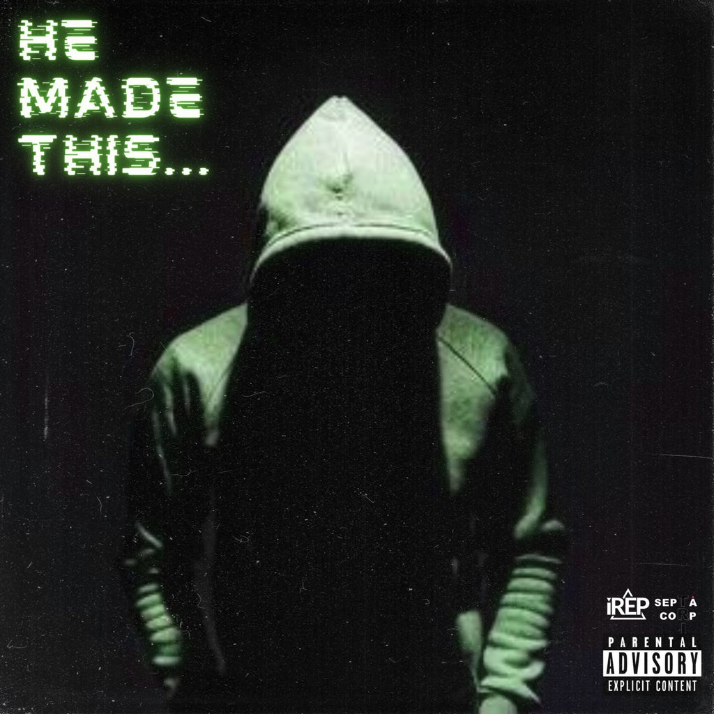 He Made This (EP Album) - Signed CD
