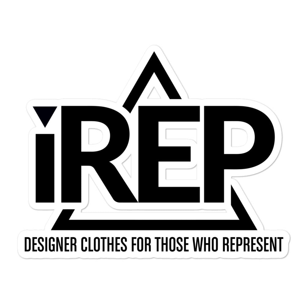 IREP Brand Stickers