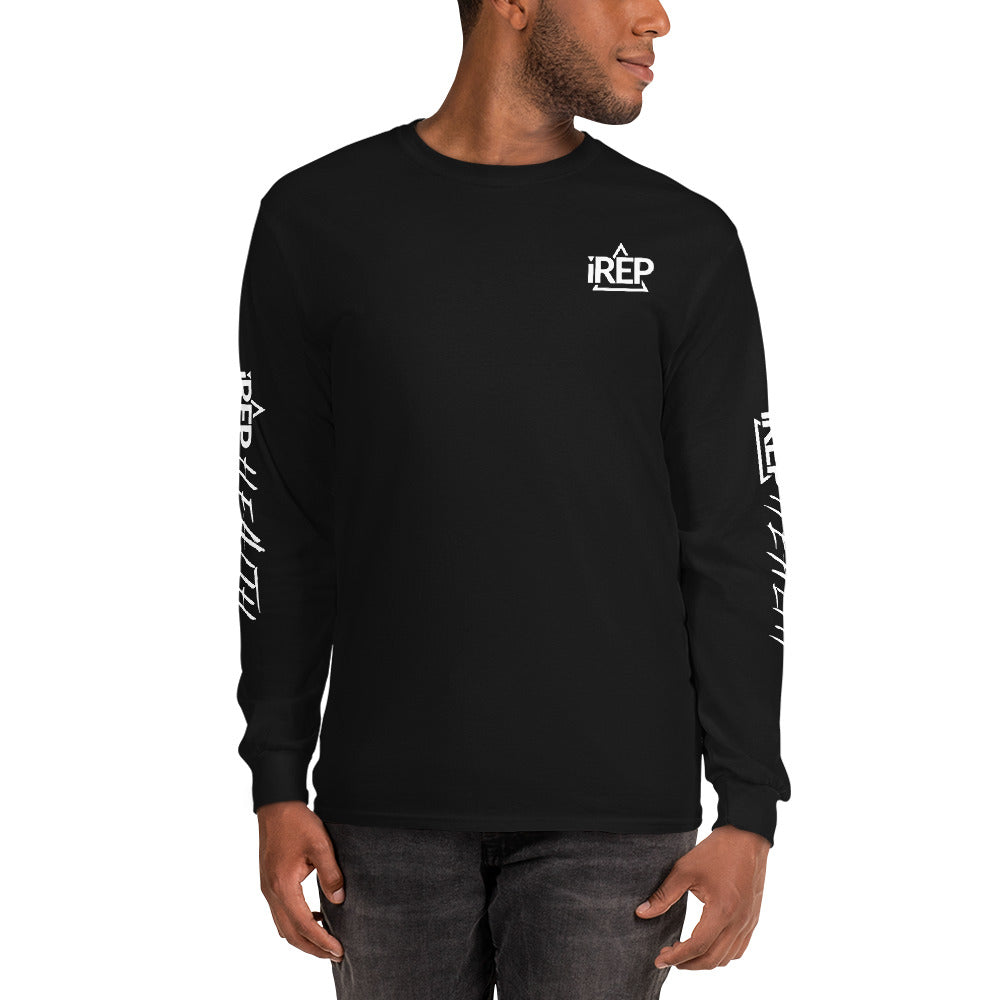 IREP HEALTH Long Sleeve T-Shirt