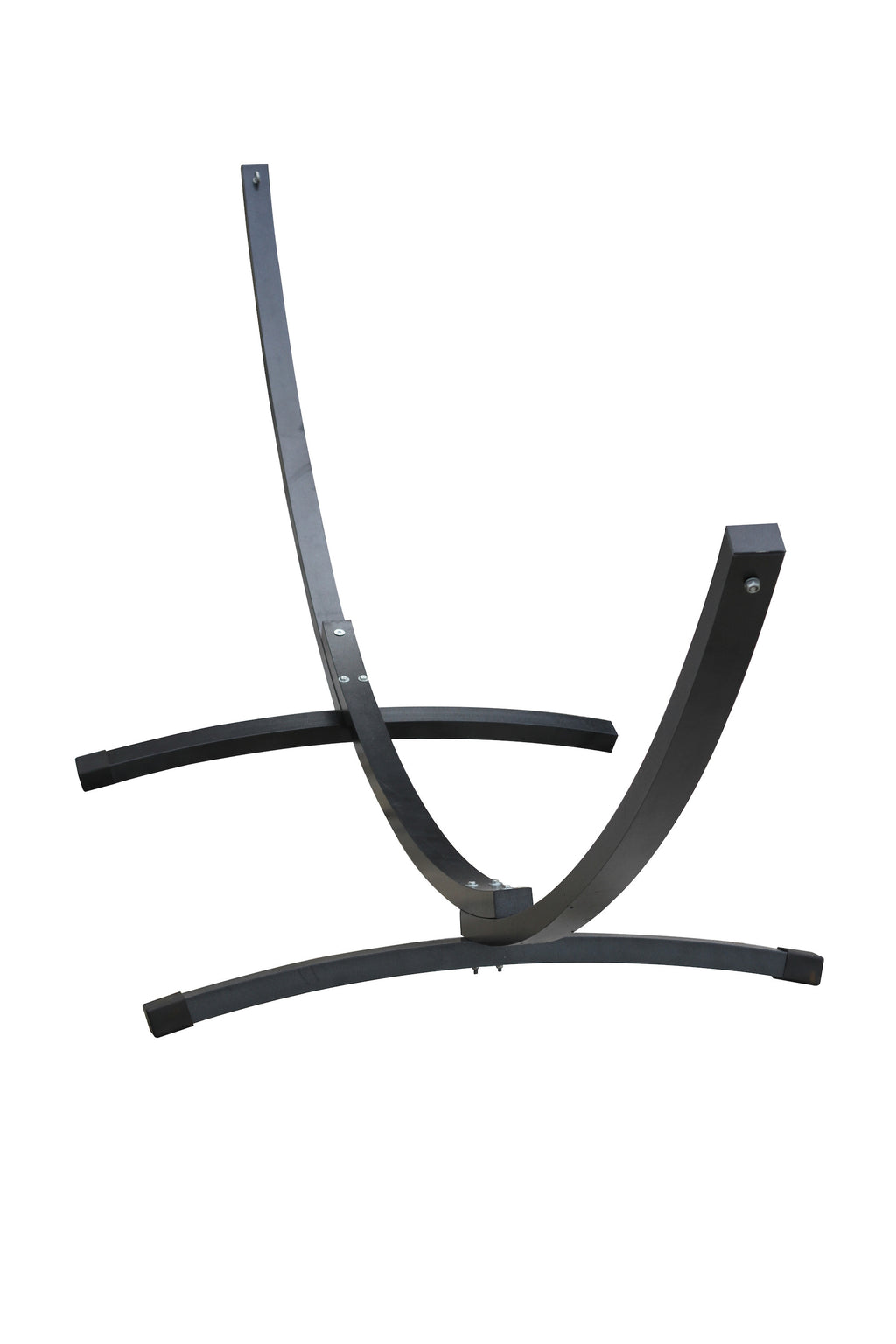 15 foot Arc Hammock Stand - Aluminum (Oil Rubbed Bronze)