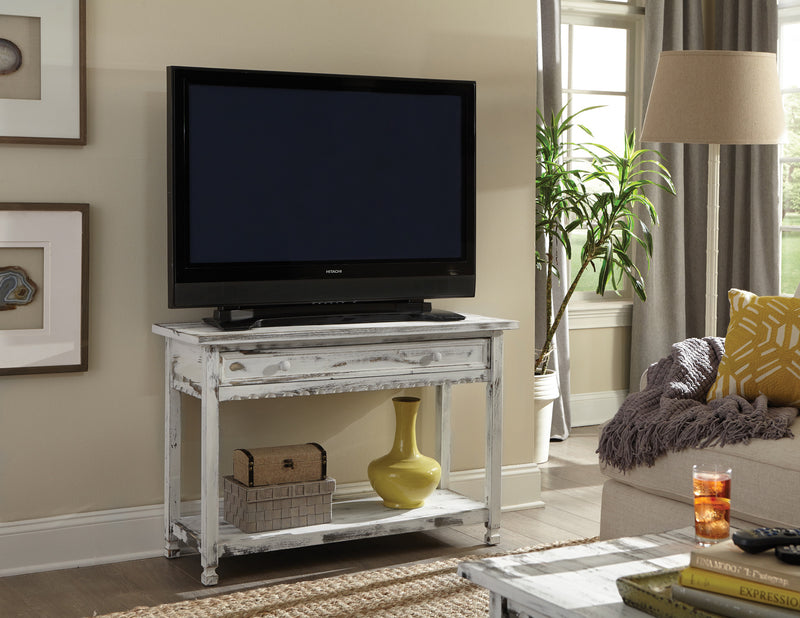 Berkshire Antique Finish TV Stand/Console Table