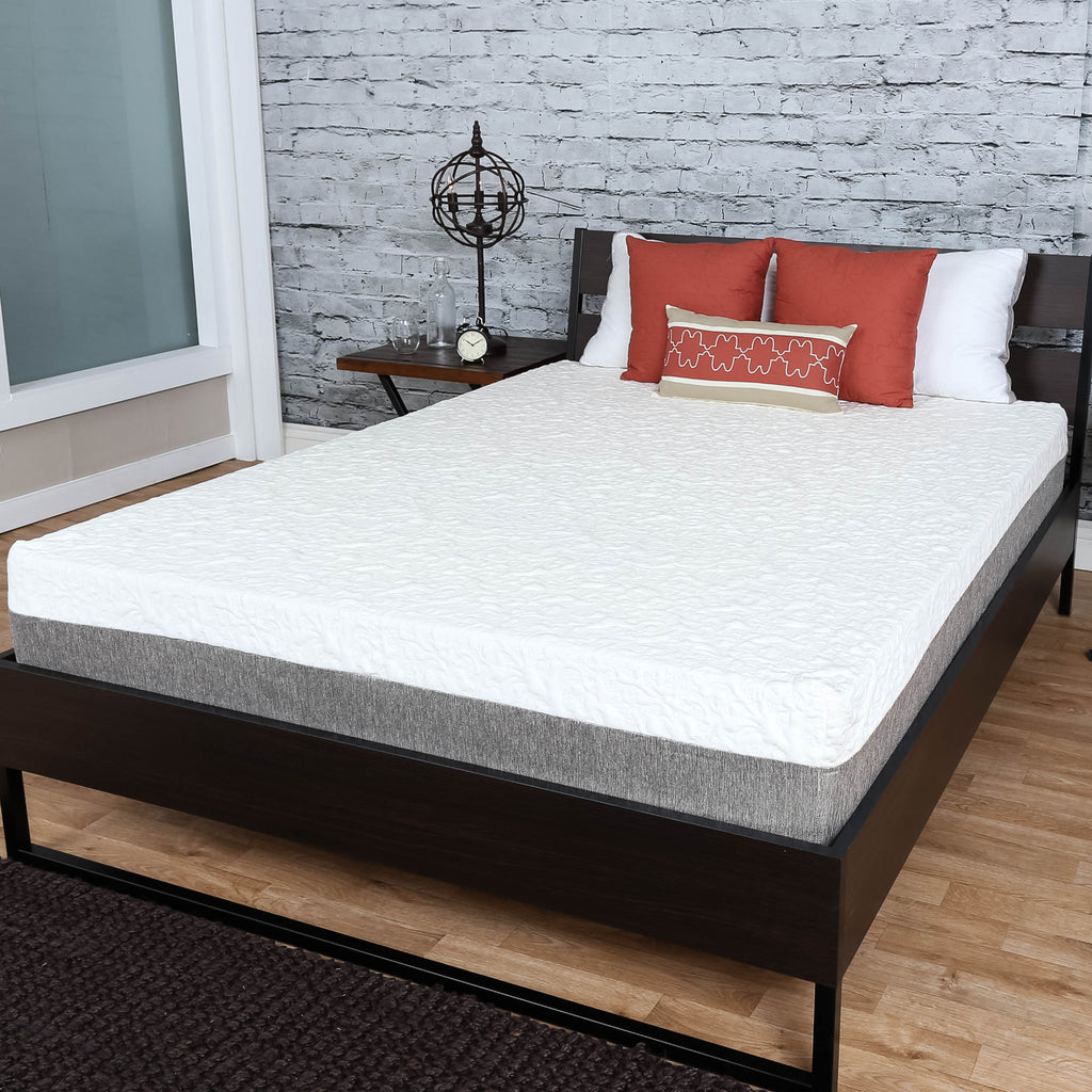 "Michael Anthony Furniture Gel Memory Foam 12"" Mattress"