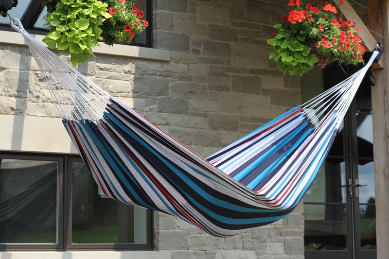 Brazilian Style Hammock - Single