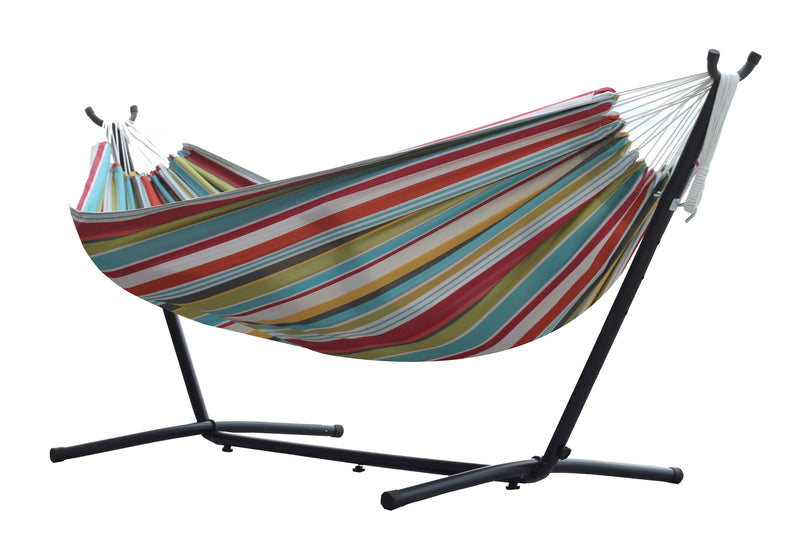 Vivere's Combo - Hammock with Stand (9 ft)