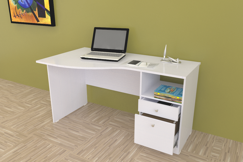 Office Desk - Michael Anthony Furniture