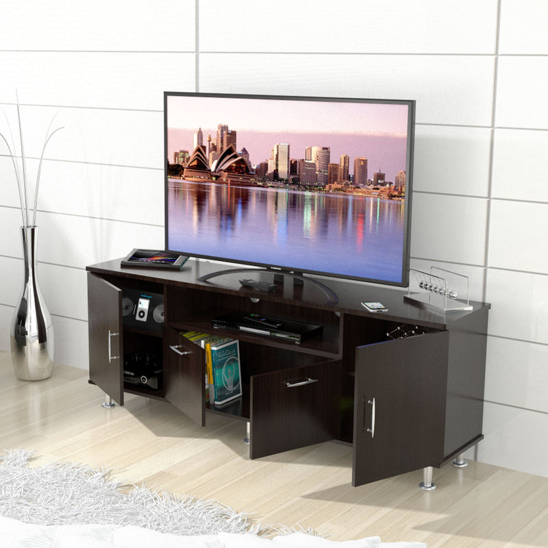 Elegant 60 Inches Flat-Screen TV Stand