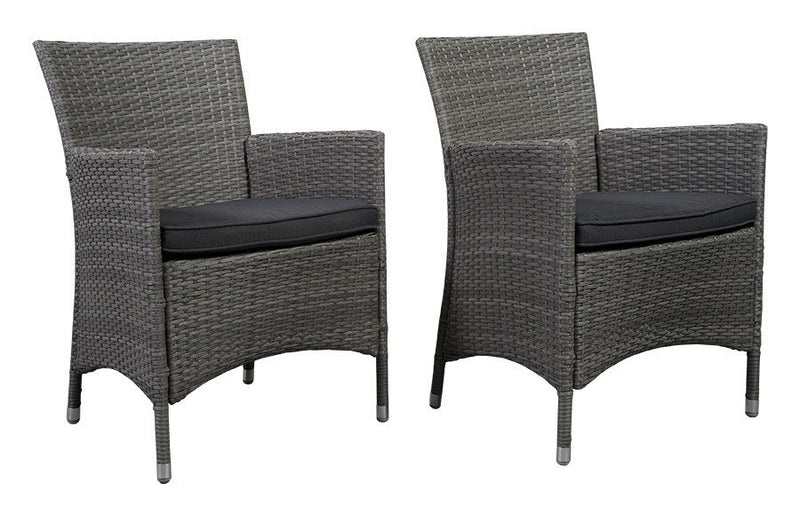 Wicker Armchairs