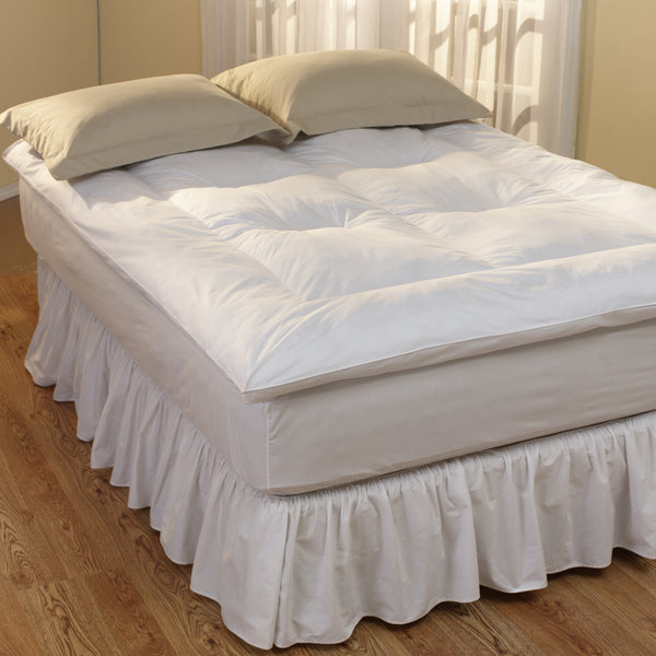 Restful Nights Down Alternative Fiber Bed Queen-Size Fiberbeds