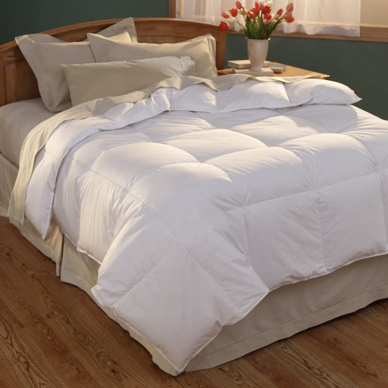 Spring Air Luxury Loft Down Alternative Twin-Size Comforters