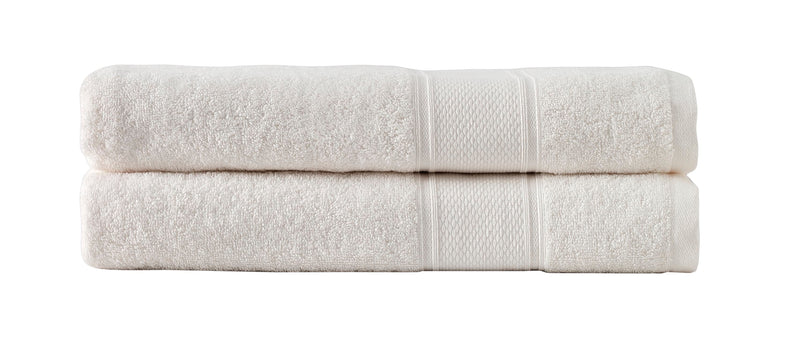2-Piece Traditional Soft Turkish Bath Sheet Set
