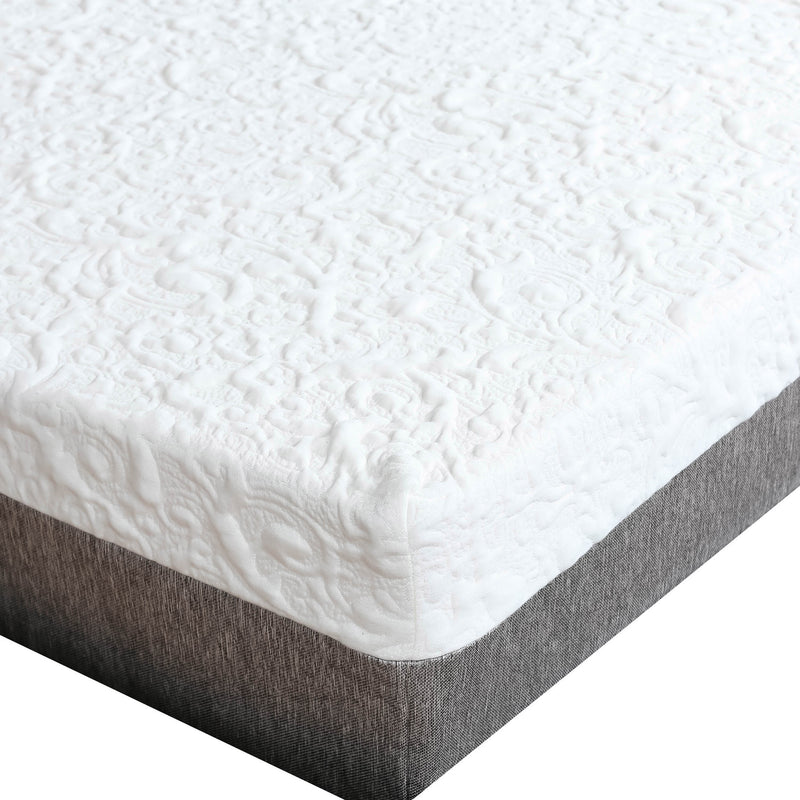 "Michael Anthony Furniture Gel Memory Foam 10"" RV Mattress"