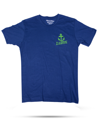 C9 Anchor Tee Navy