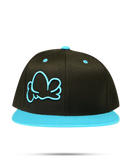 C9 Original Black/Teal Hat
