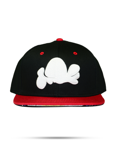 C9 Black White Cloud- Mojave Brim