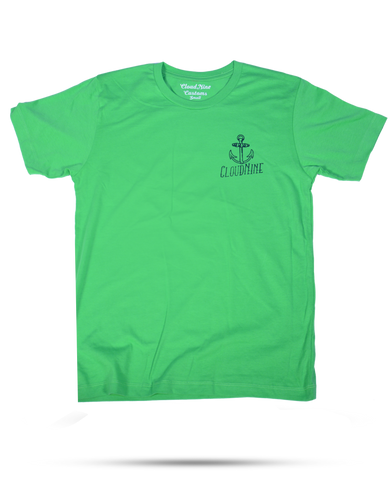 C9 Anchor Tee Green