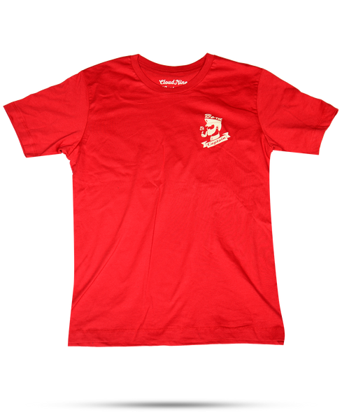 C9 Captain Tee Red