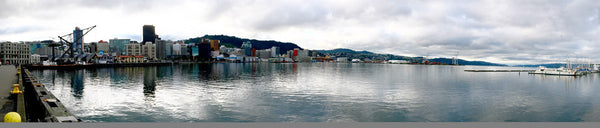 Wellington CBD and Waterfront