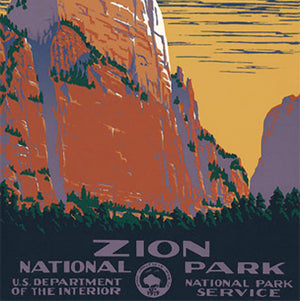AD-128 Zion National Parks