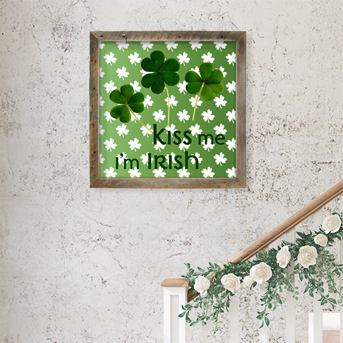 SP-018 Kiss me im irish