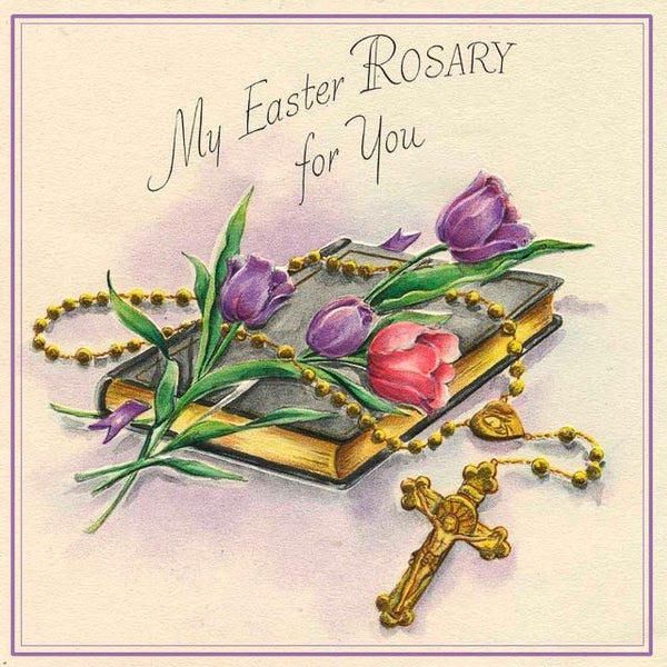 EH-504  My Easter Rosary
