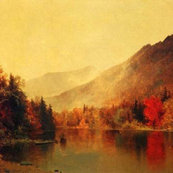 AD-004 Autumn river