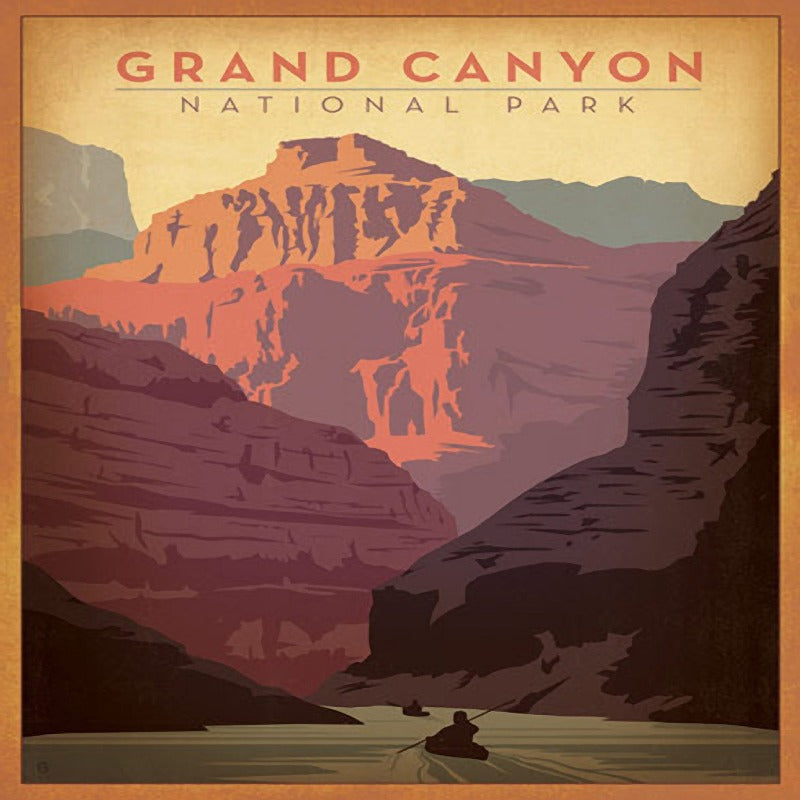 AD-129 Grand Canyon National Parks