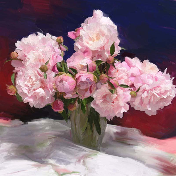 FL-204 Springtime Bouquets of Peonies