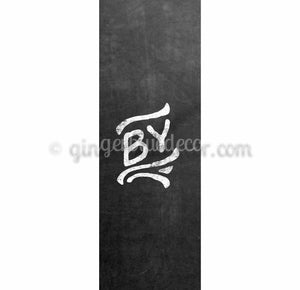 CKB-001 Chalkboard keyword by