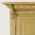 "M-004W 55"" Quad Mantle Shelf"