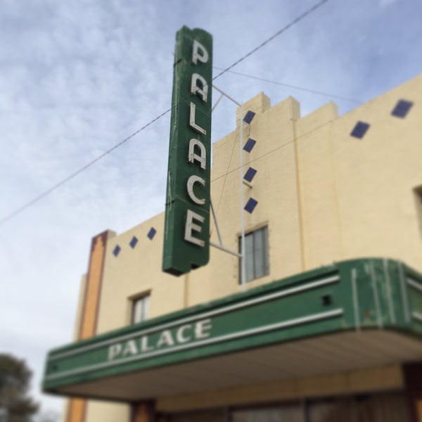 Palace Theater, Marfa, TX