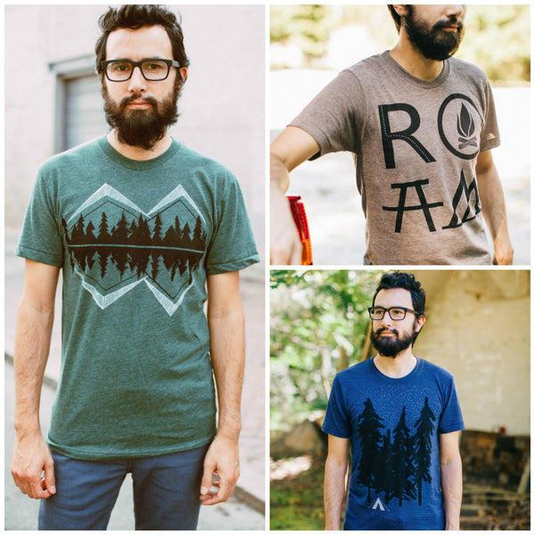 T-Shirt Gift Ideas for the Adventurer Dad