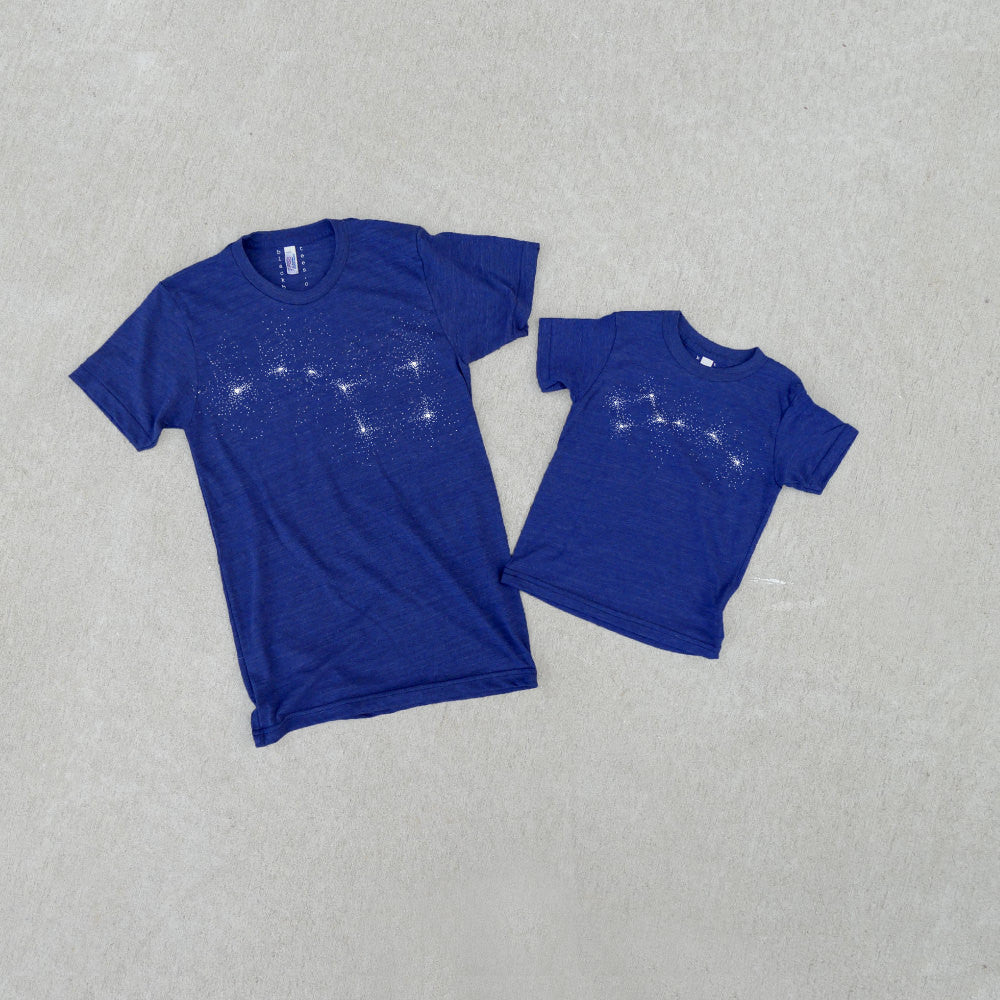 Big and Little Dipper - Father / Kids T-Shirt Gift Set