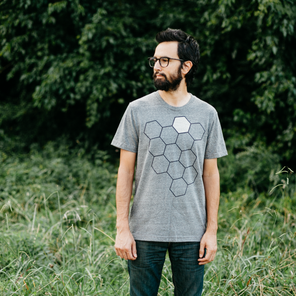 Men's Beekeeper Graphic Tee