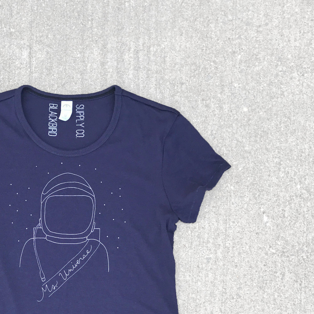 4ef45ef5 Navy Blue Womens Tee Shirts - DREAMWORKS