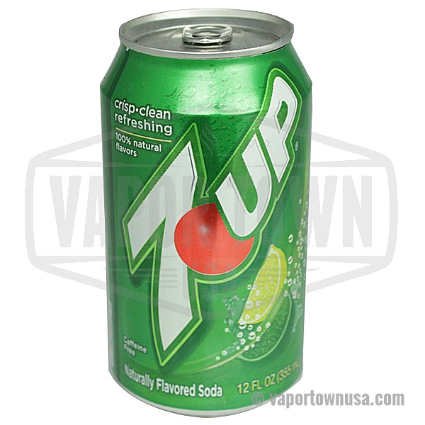 7-Up Safe Can