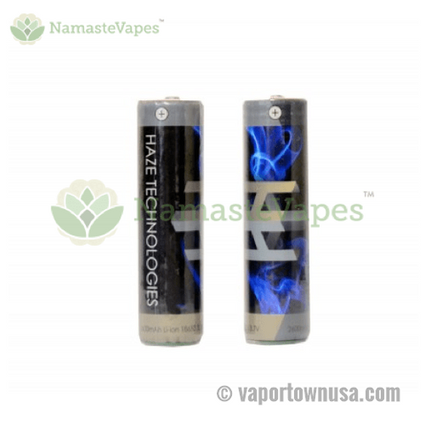 Haze Replacement Rechargeable Batteries
