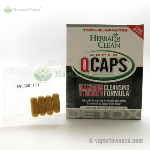 Super Quick Caps Detox Pack