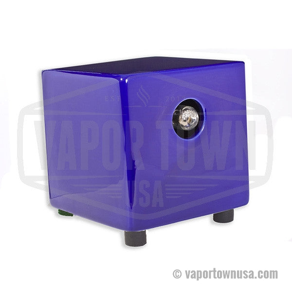 Hot Box Tile Vaporizer in Blue
