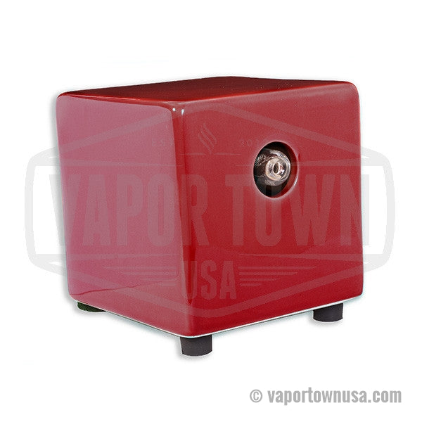 Hot Box Tile Vaporizer in Red