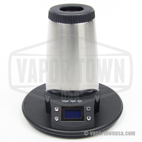 Arizer V Tower Vaporizer in Silver