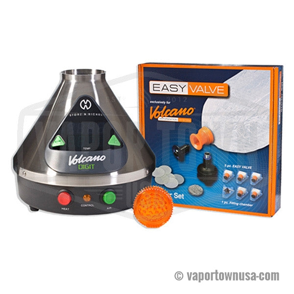 Volcano Digital with Easy Valve