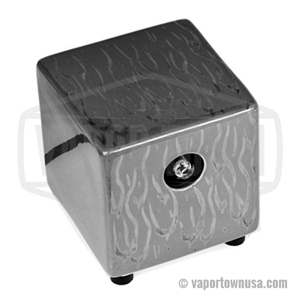 Hot Box Flame Vaporizer in Grey
