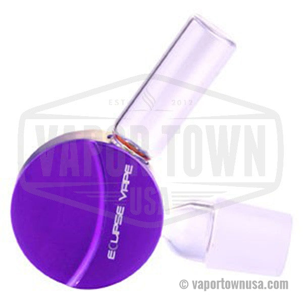 Eclipse Vape H20 Portable Vaporizer in purple