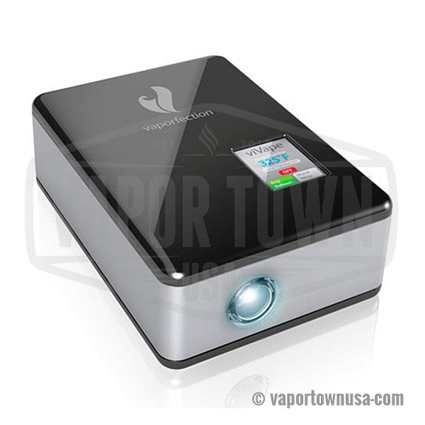 Vaporfection ViVape Vaporizer in Black