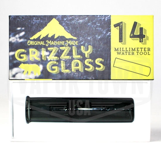 Grizzly Originals Black 14mm Glass Water Tool