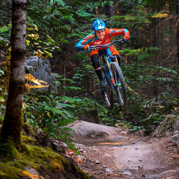 Lauren Gregg at EWS Whistler – WTB
